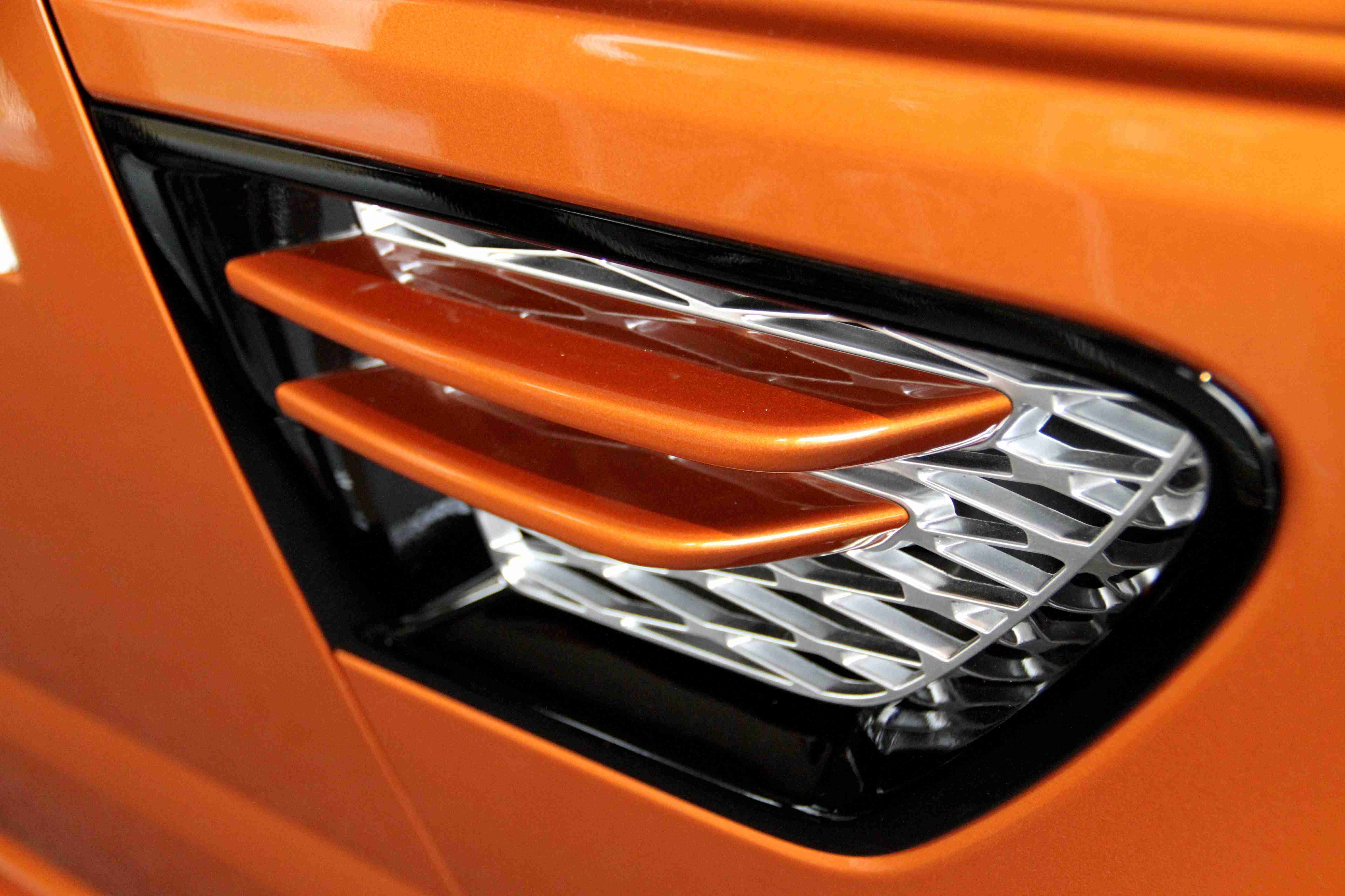 Range Rover Sport Overfinch Grille