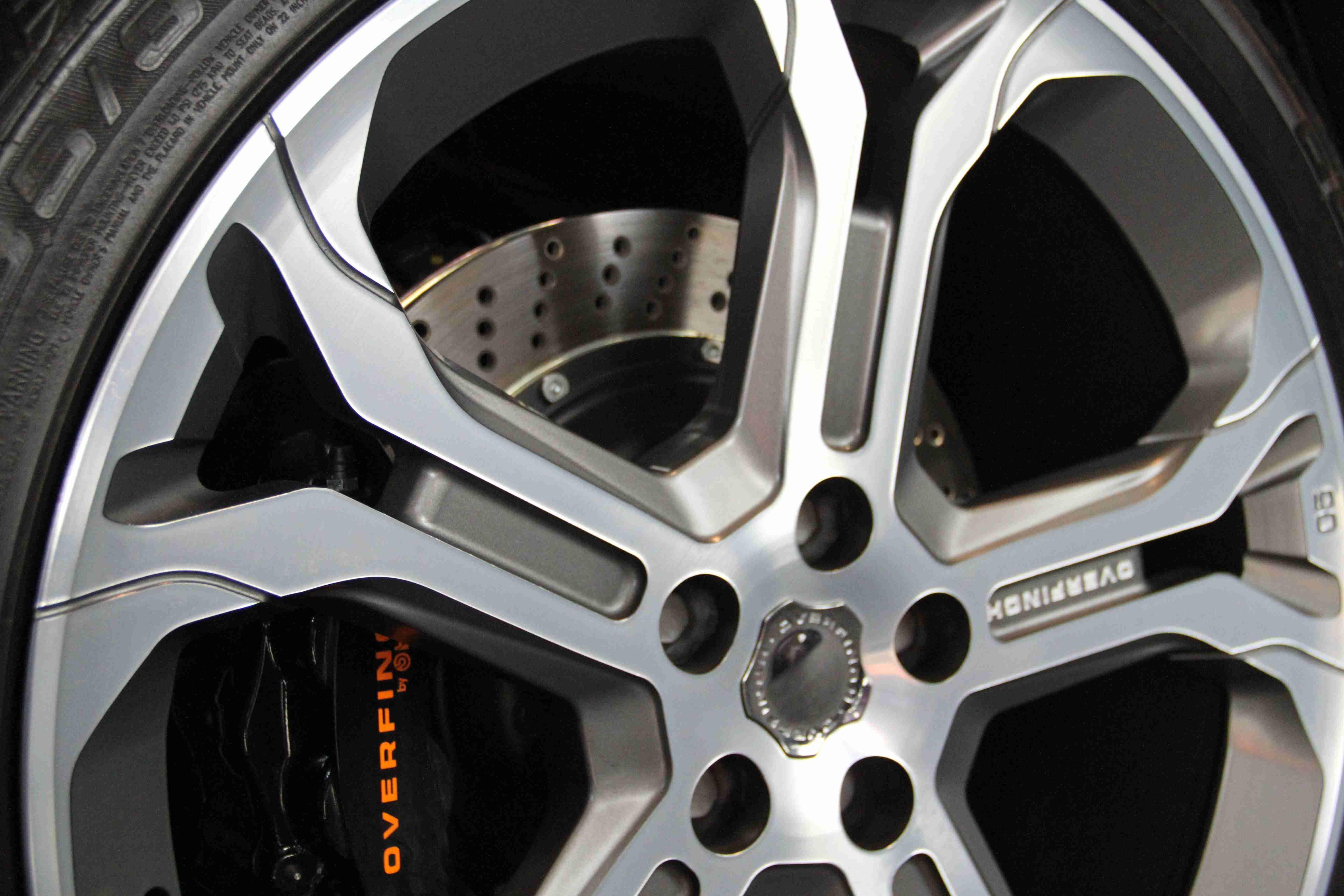 Range Rover Sport Overfinch Wheel 2
