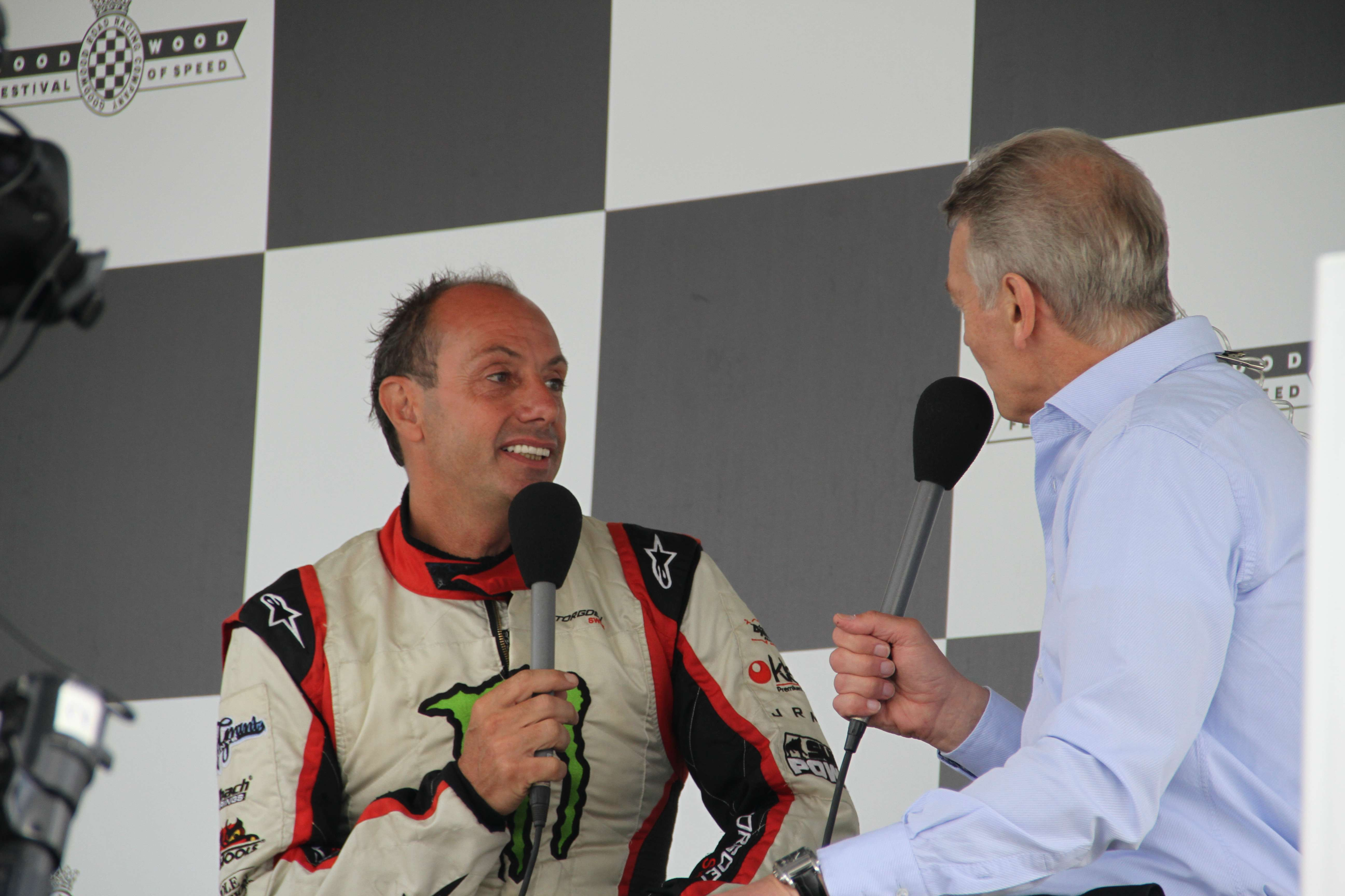 Terry Grant Interview