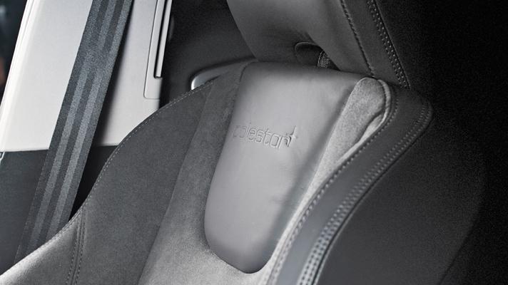 Volvo S60 Polestar Seat
