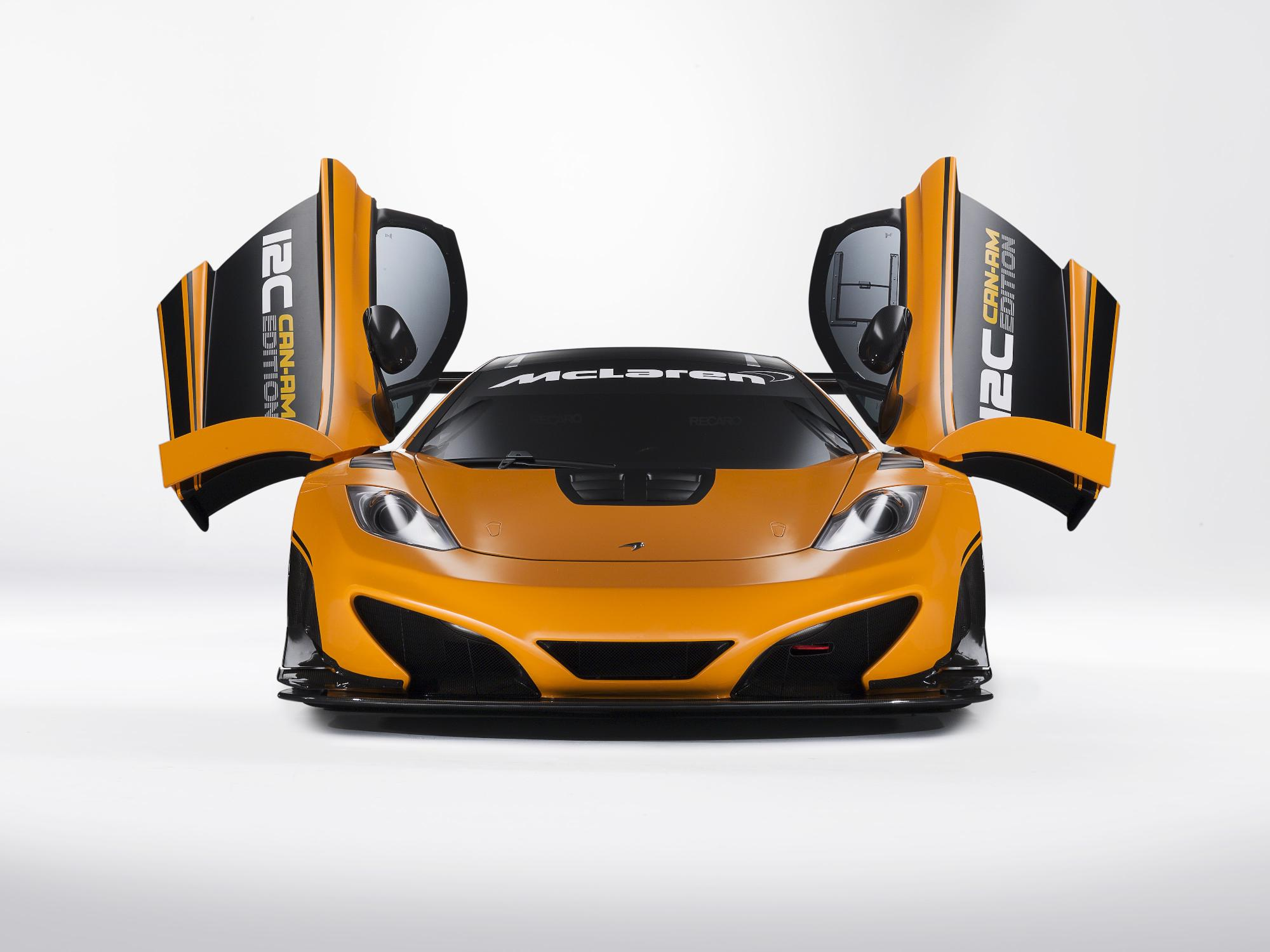 McLaren MP4-12C Can-Am Front Doors