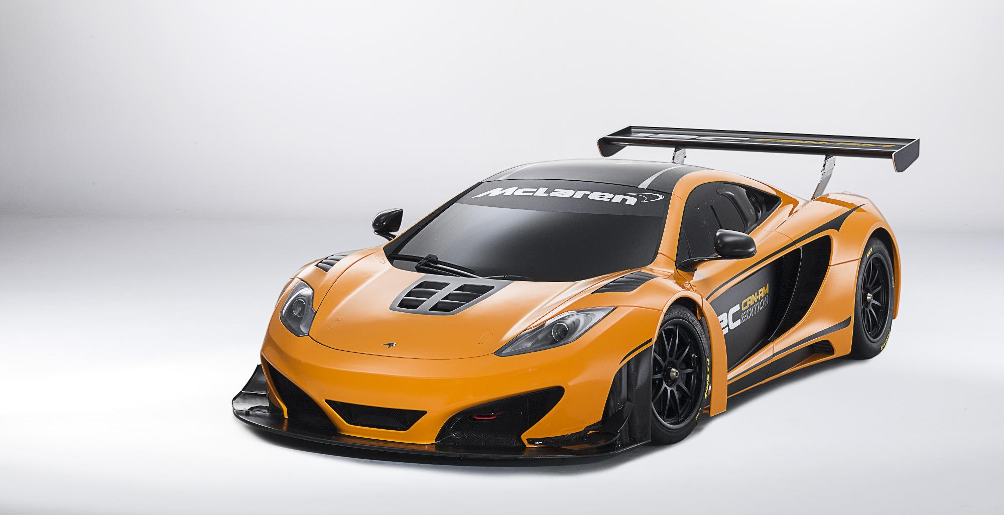 McLaren MP4-12C Can-Am Roof