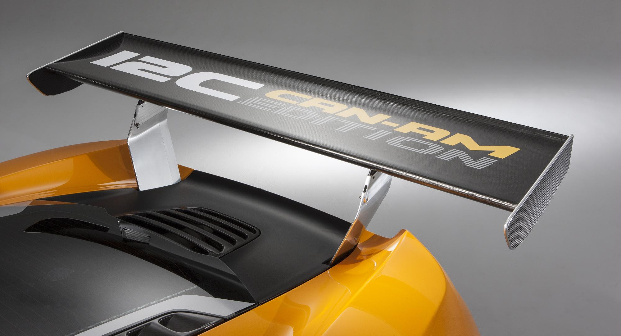 McLaren MP4-12C Can-Am Wing