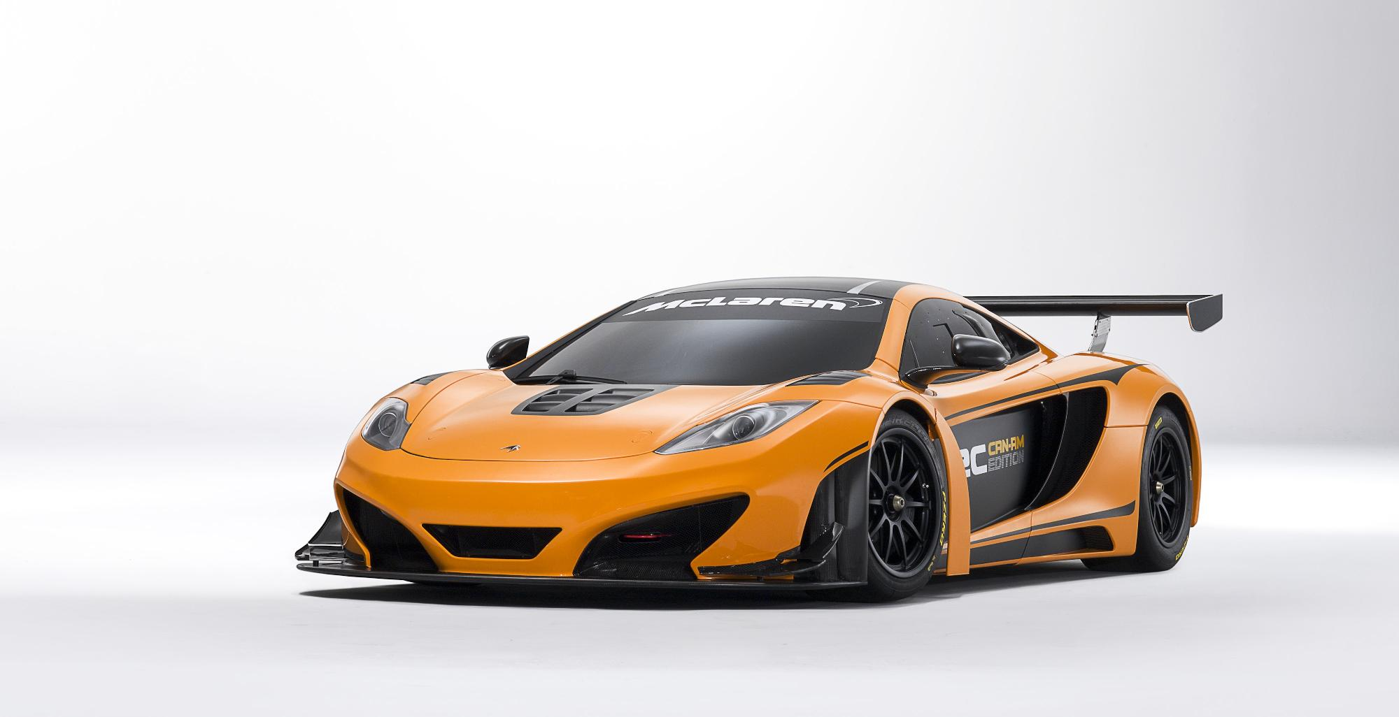 McLaren MP4-12C Can-Am