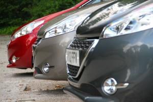 Peugeot 208 Line Up