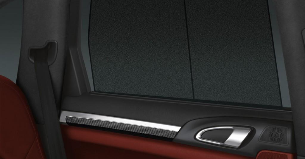 Newmotoring Porsche Cayenne Turbo S Interior Door Trim Newmotoring