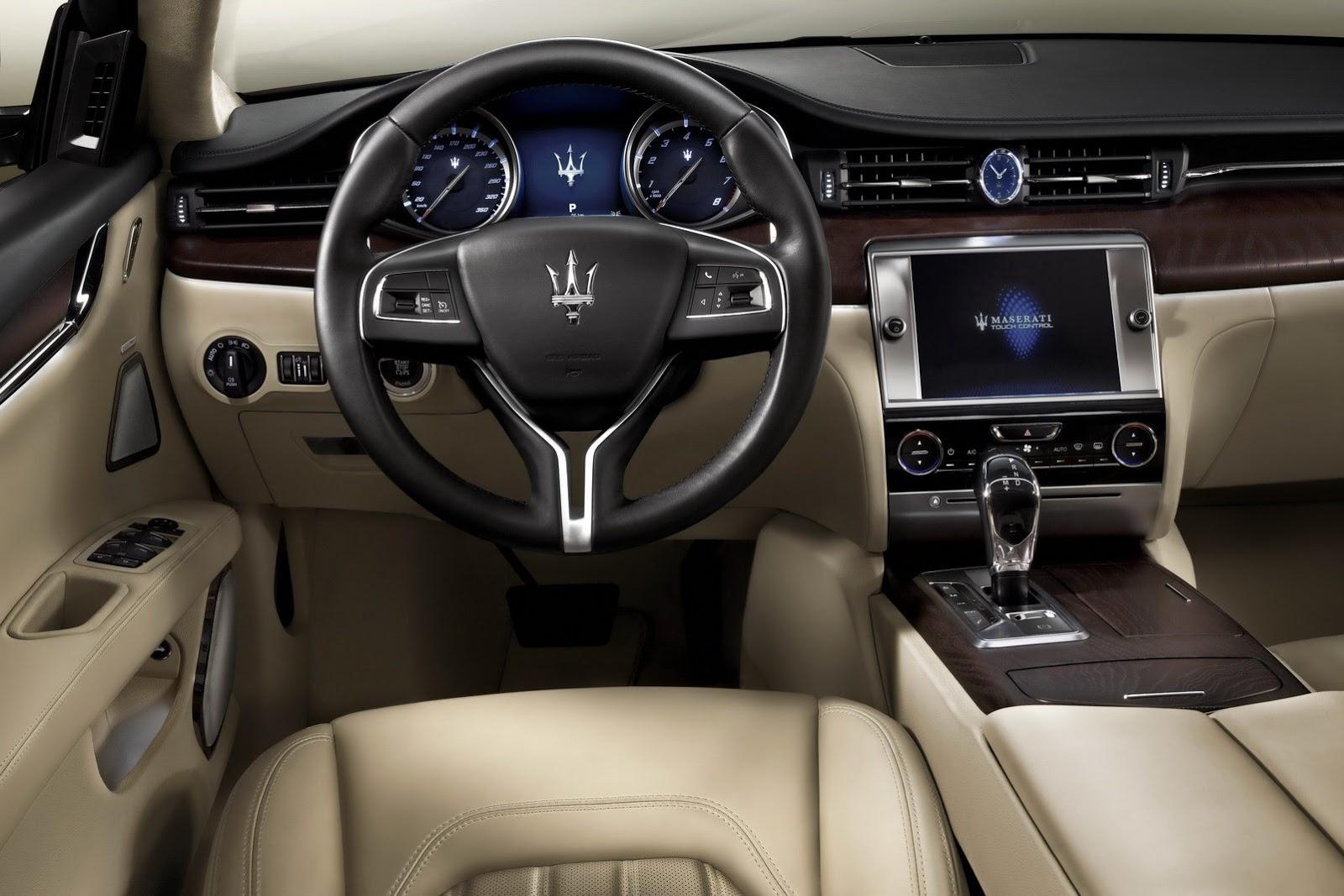 Maserati_Quattroporte_Dashboard