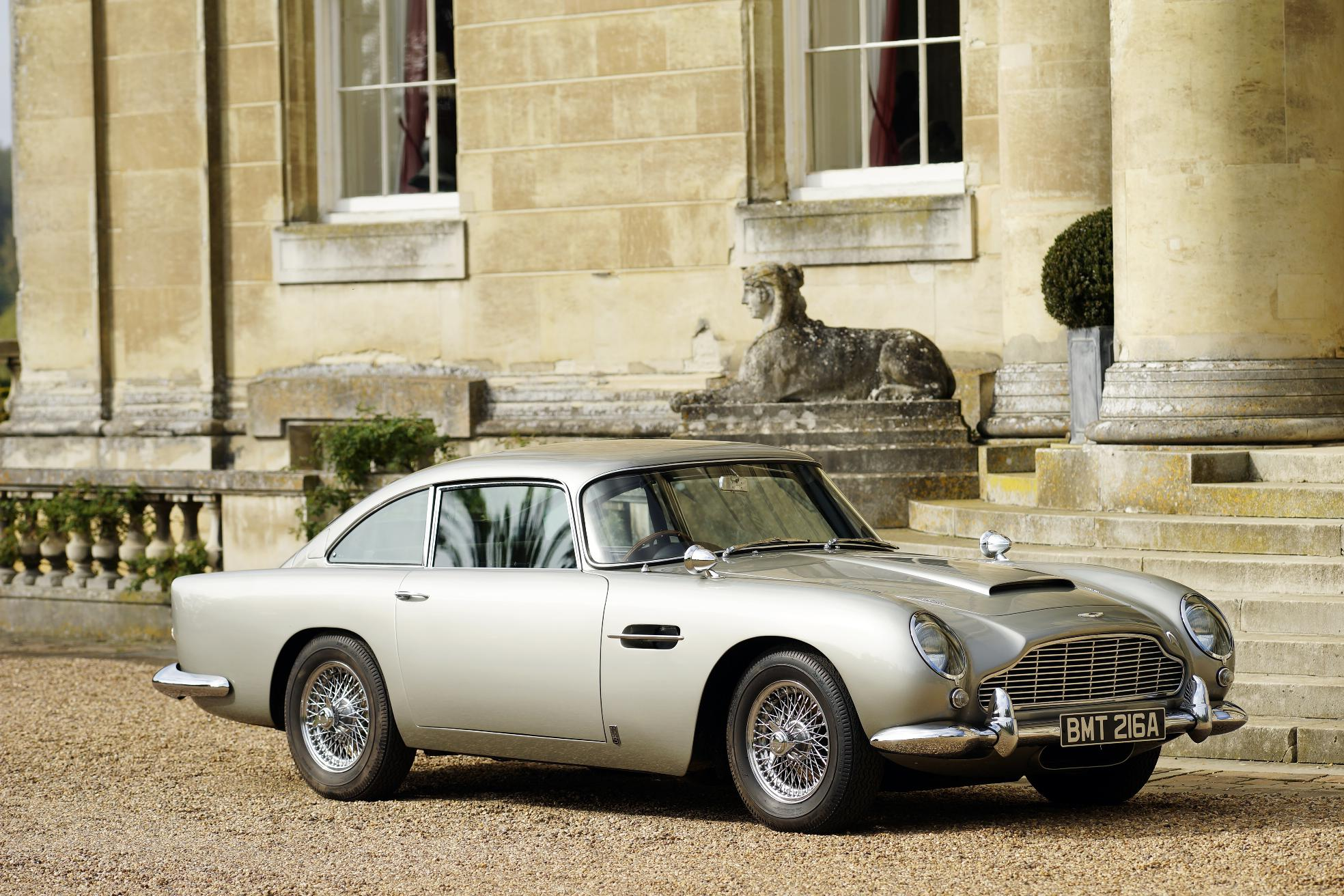 NewMotoring » What happened to the Skyfall DB5? – NewMotoring