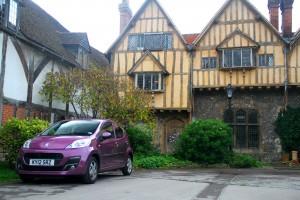 Peugeot 107 House