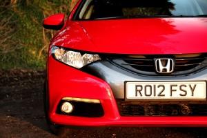 Honda Civic Front Lights