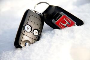 Honda Civic Keys