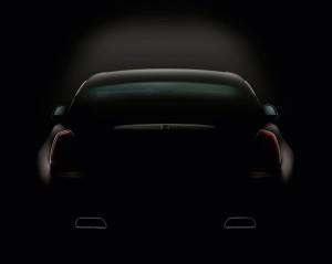 Rolls Royce Wraith Teaser Power Style Drama