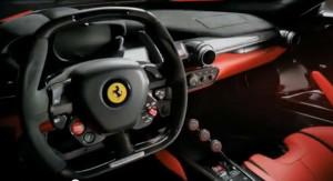 Ferrari LaFerrari Interior