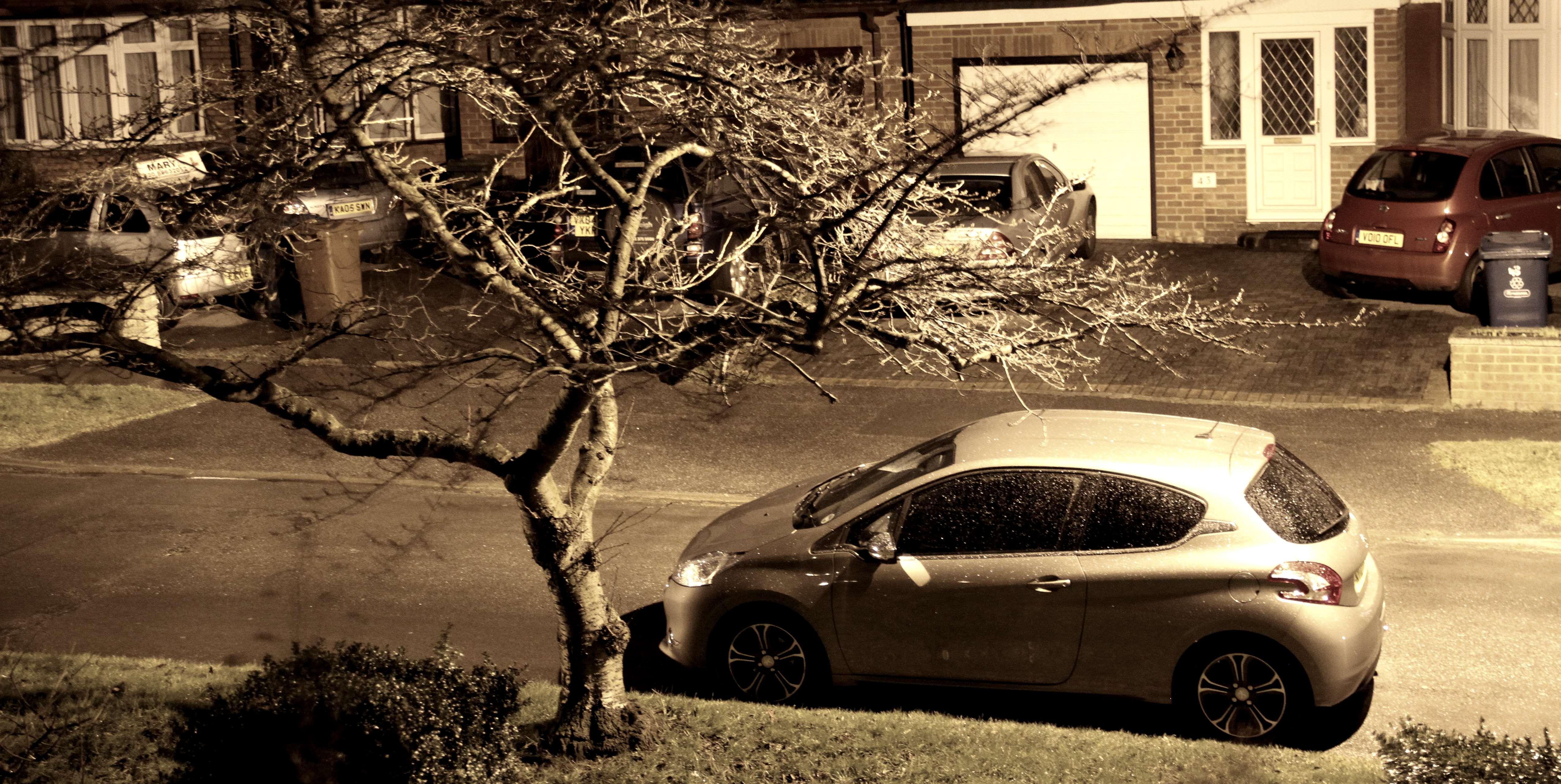 Peugeot 208 Night