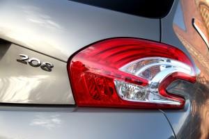 Peugeot 208 Rear Light