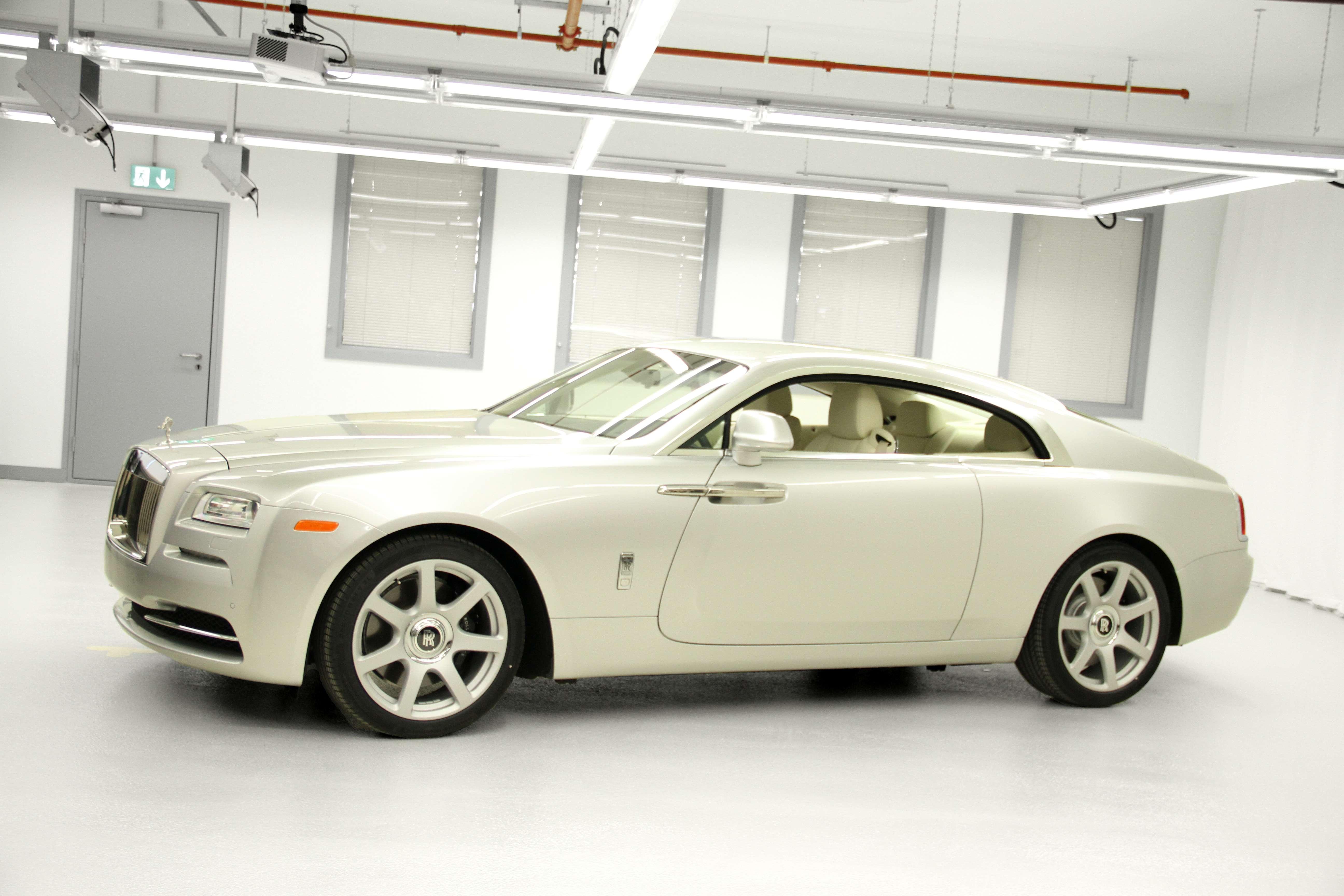 Rolls Royce Wraith Goodwood