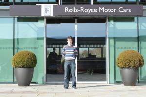 Rolls Royce Wraith Launch Sean Ward