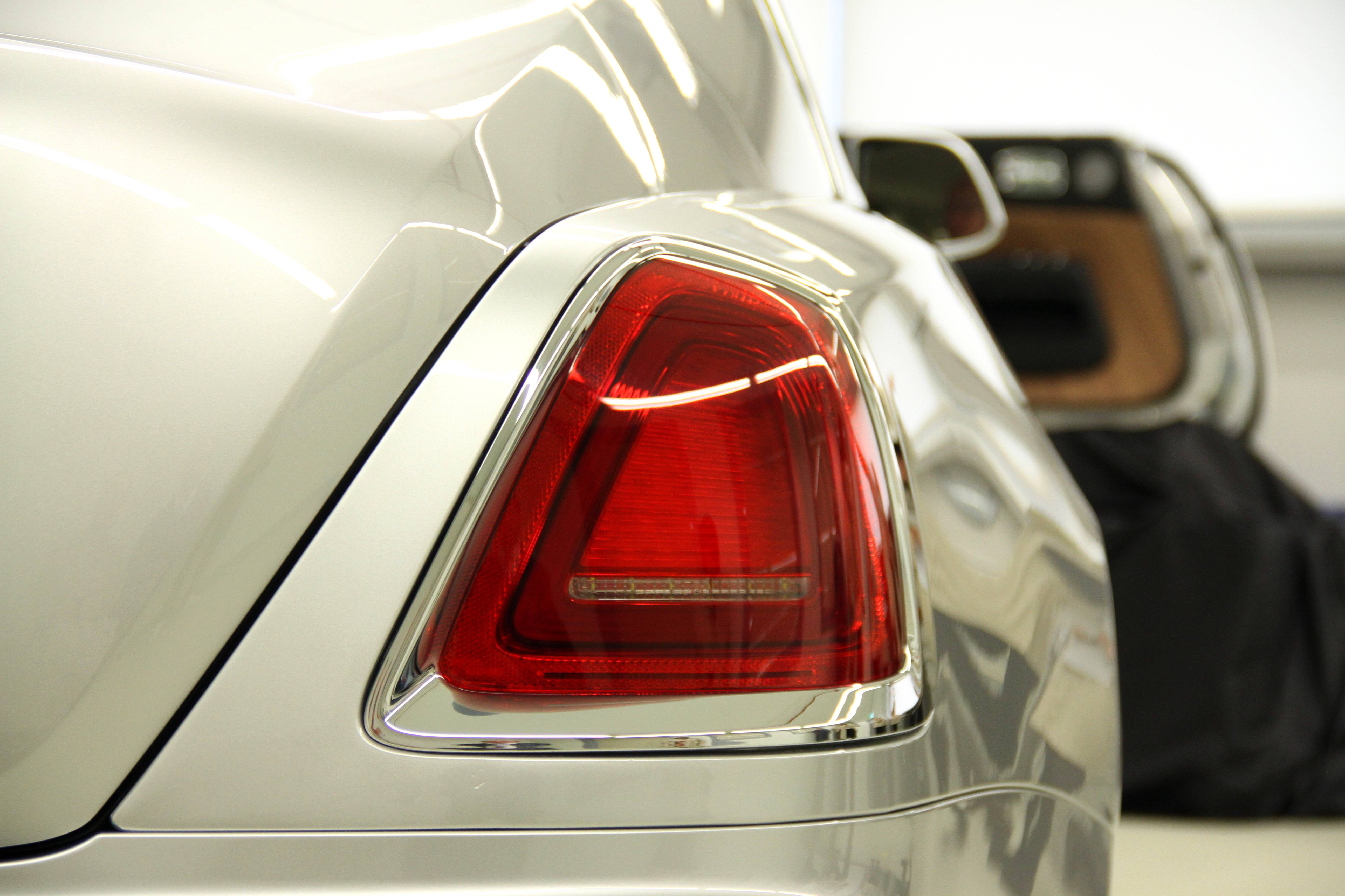 Rolls Royce Wraith Rear Light