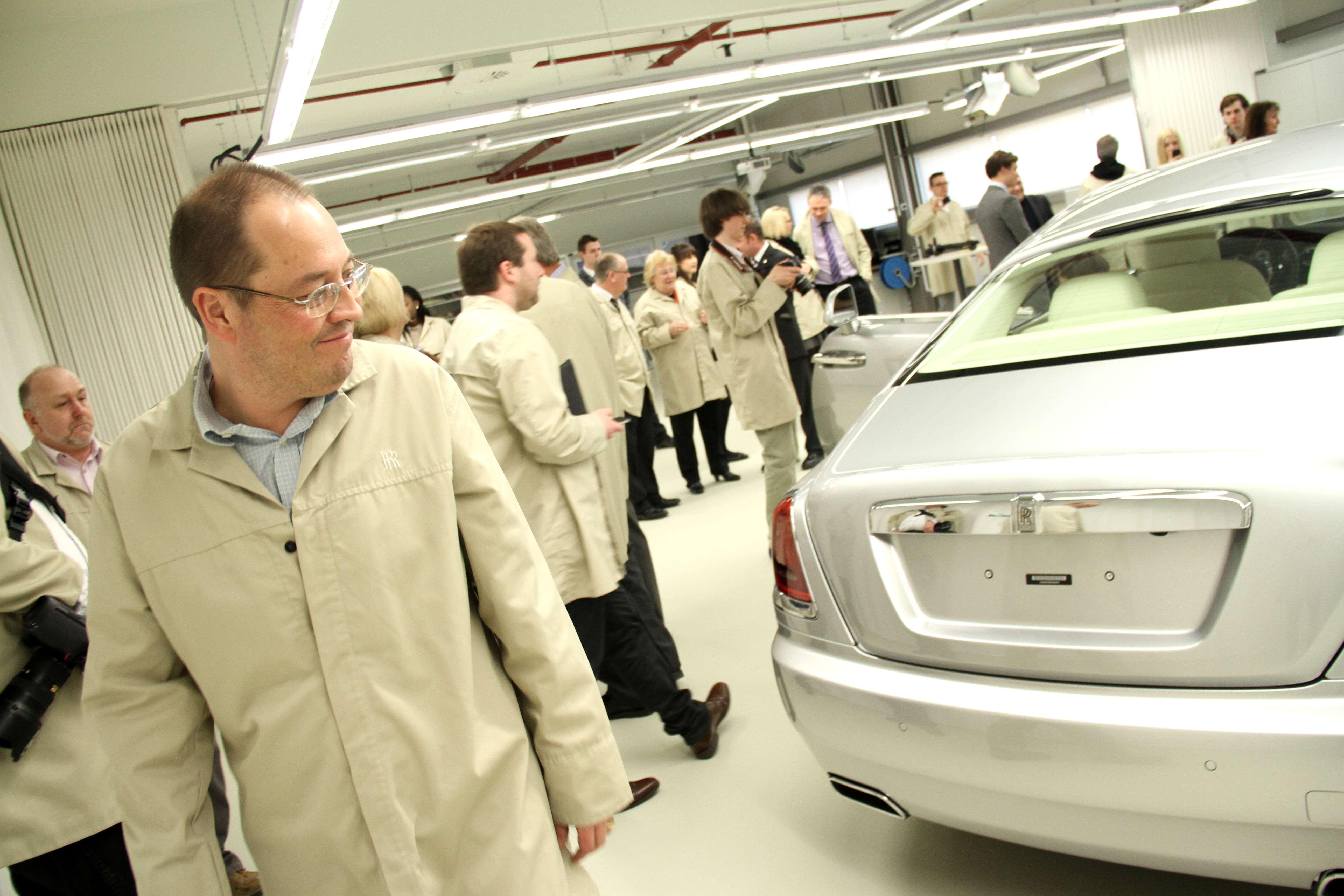Rolls Royce Wraith Speedmonkey