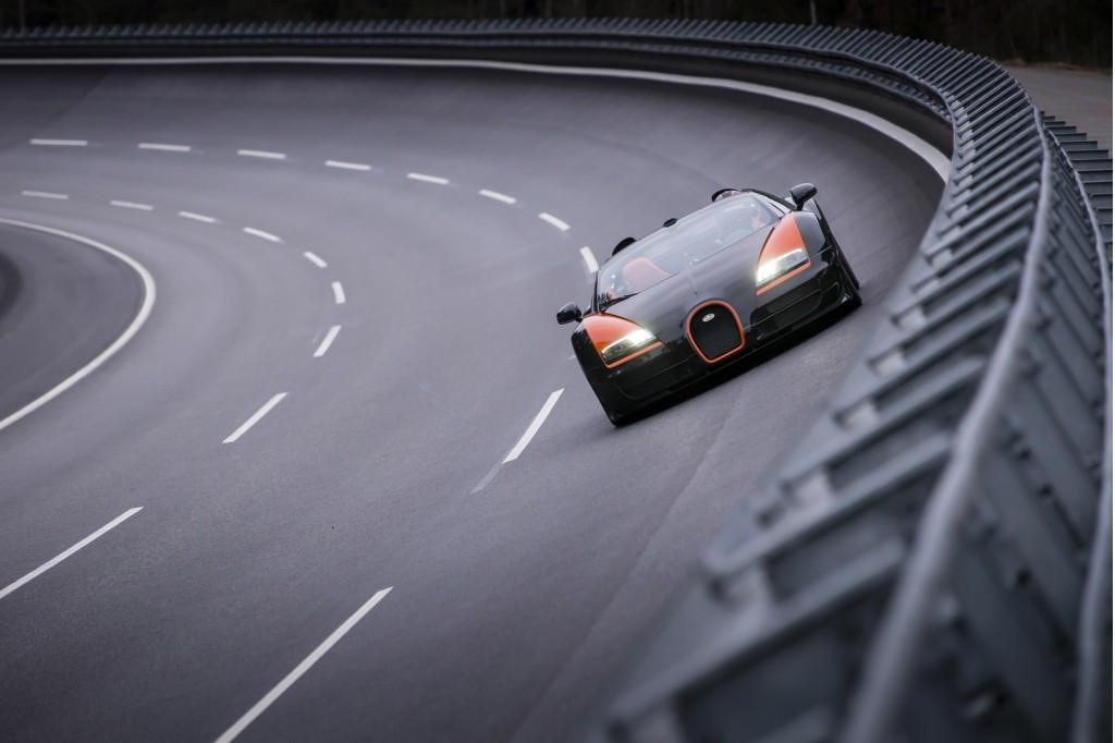 Bugatti Veyron Grand Sport Vitesse WRC Banking