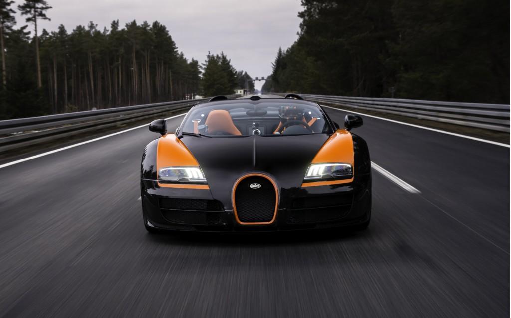 Newmotoring Bugatti Veyron Grand Sport Vitesse Wrc Front Newmotoring