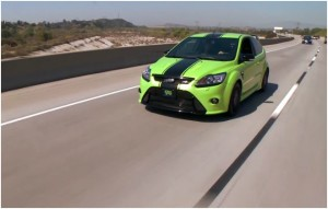 Ford Focus RS 420 Jay Leno Mountune