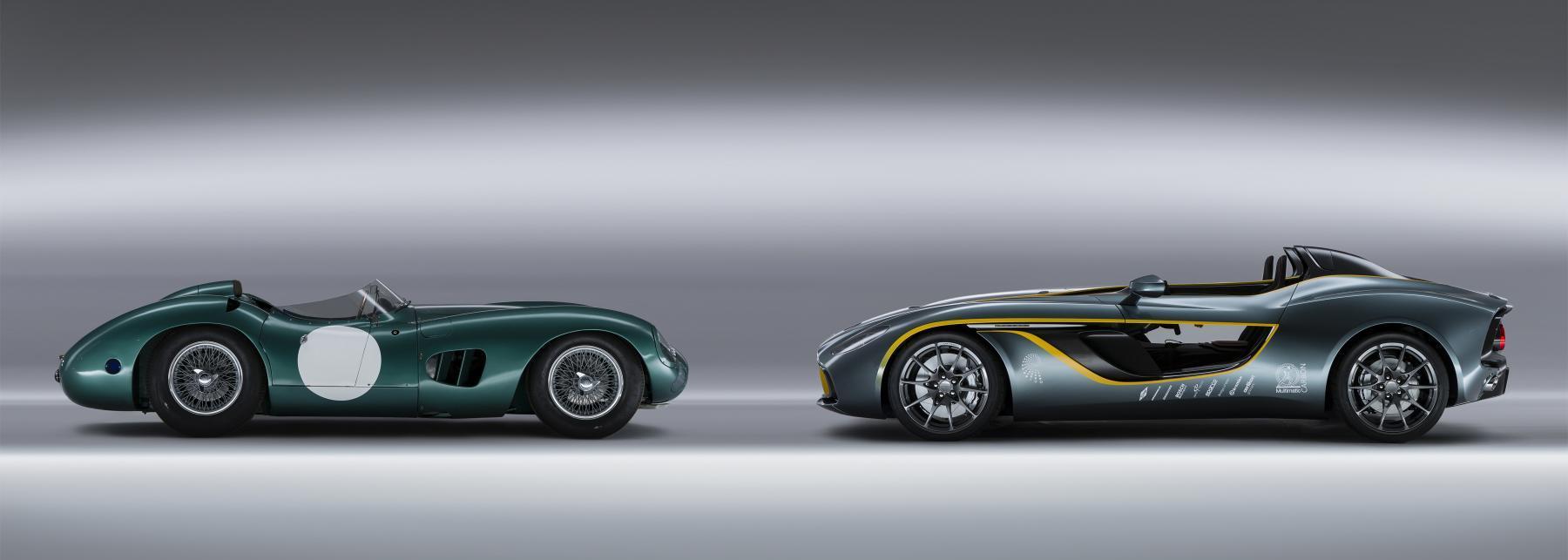 Aston Martin CC100 DBR1