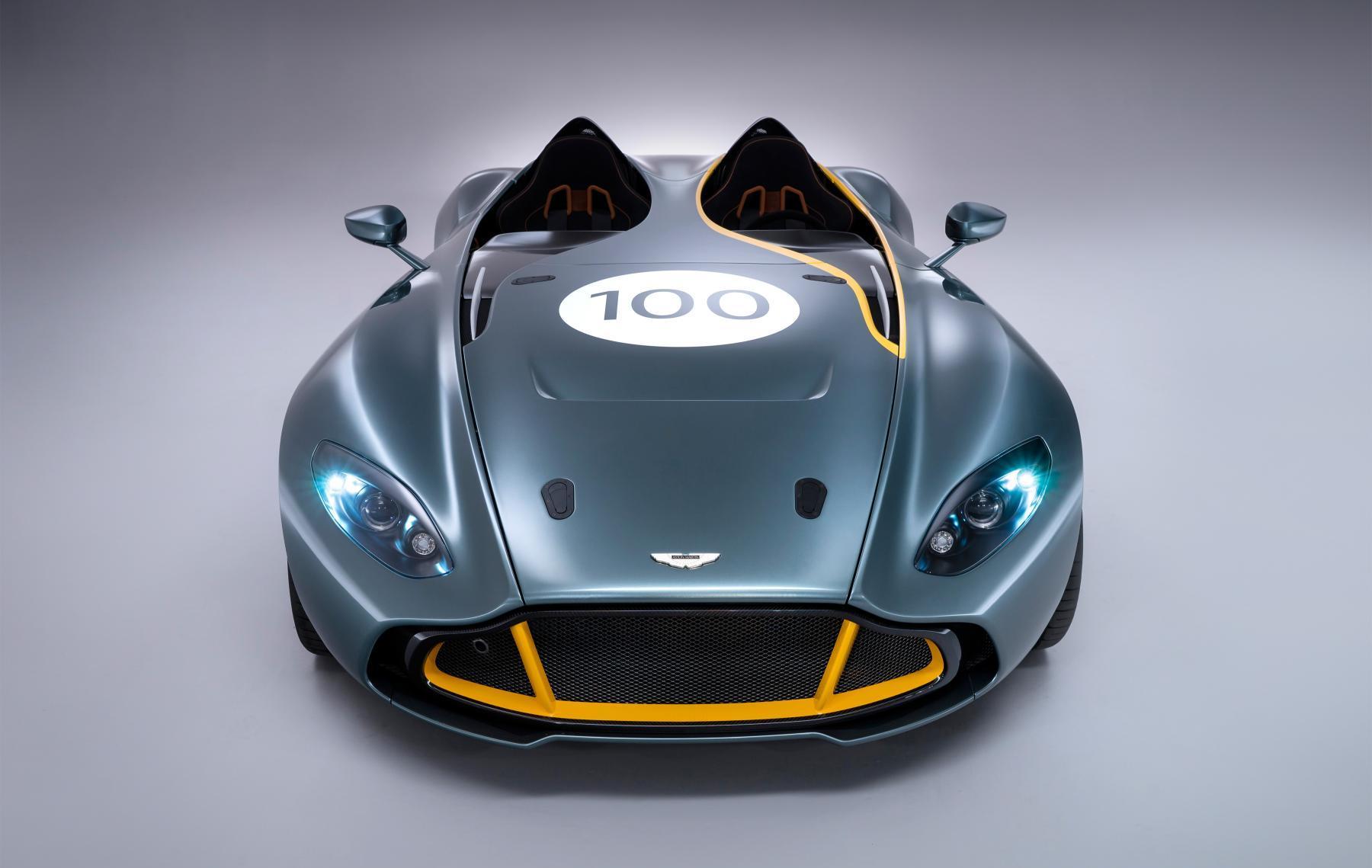 Aston Martin CC100 Front 2