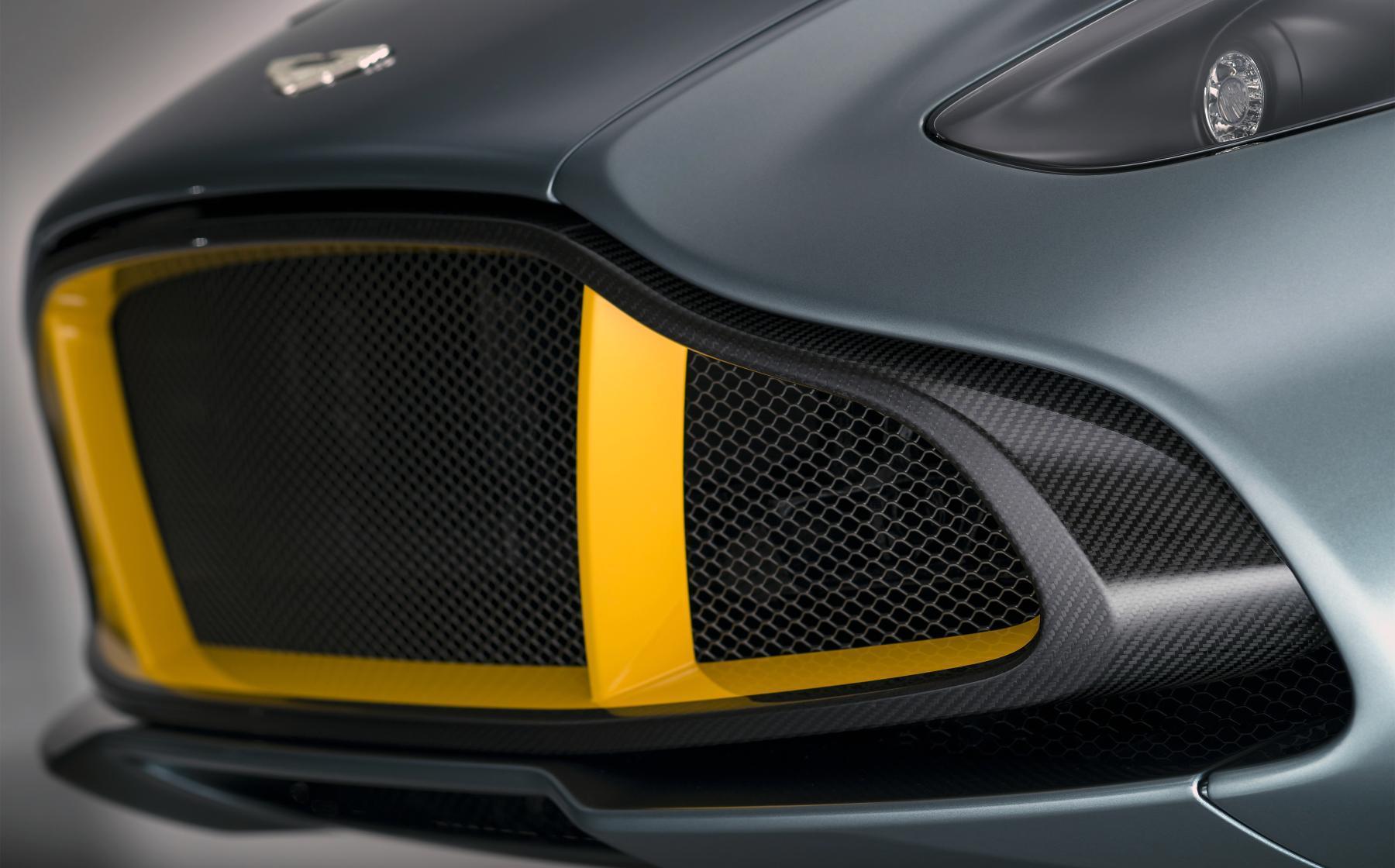 Aston Martin CC100 Grille