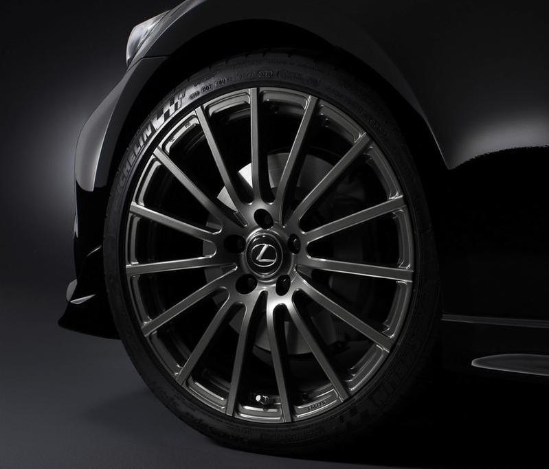 Lexus IS F-Sport 2013 TRD Wheel