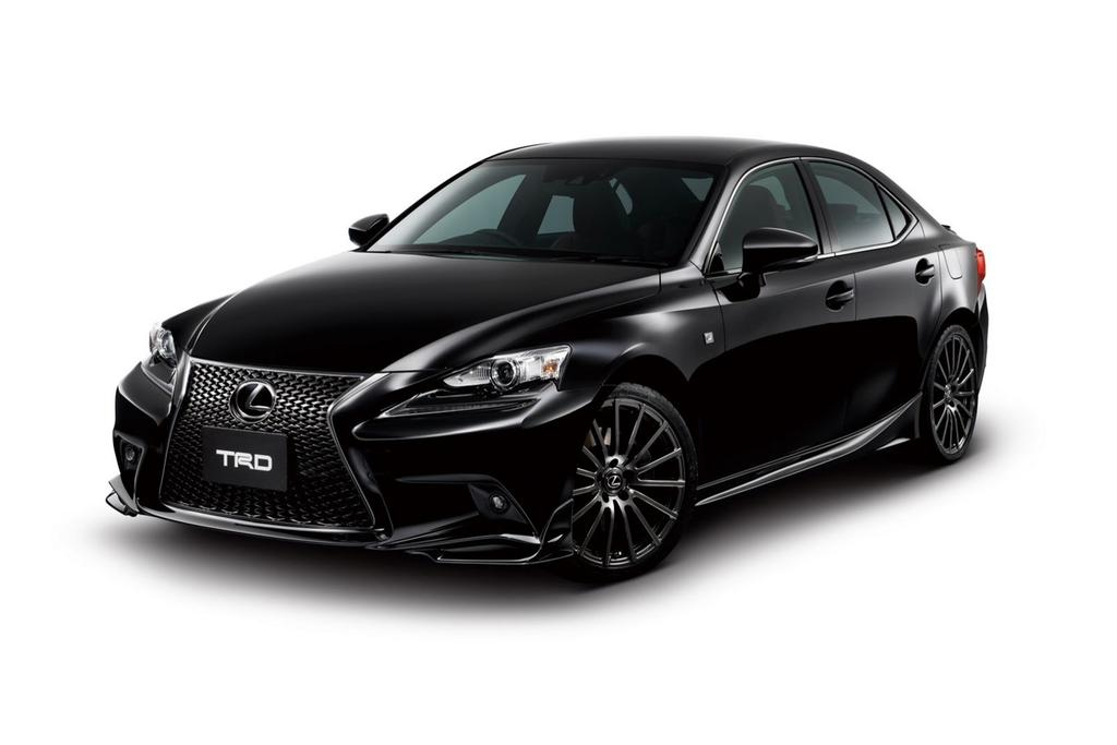 Lexus IS F-Sport 2013 TRD