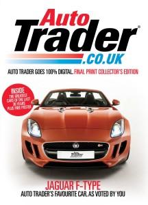 Autotrader Final Issue Jaguar F-Type