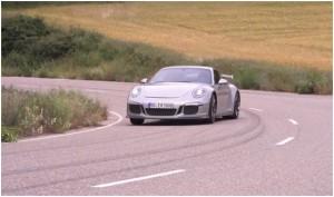 Chris Harris Porsche GT3