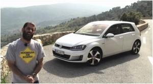 Chris Harris VW Golf GTI