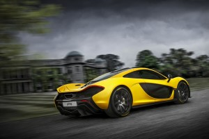 McLaren P1 Goodwood Competition