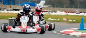 Nigel Mansell Karting