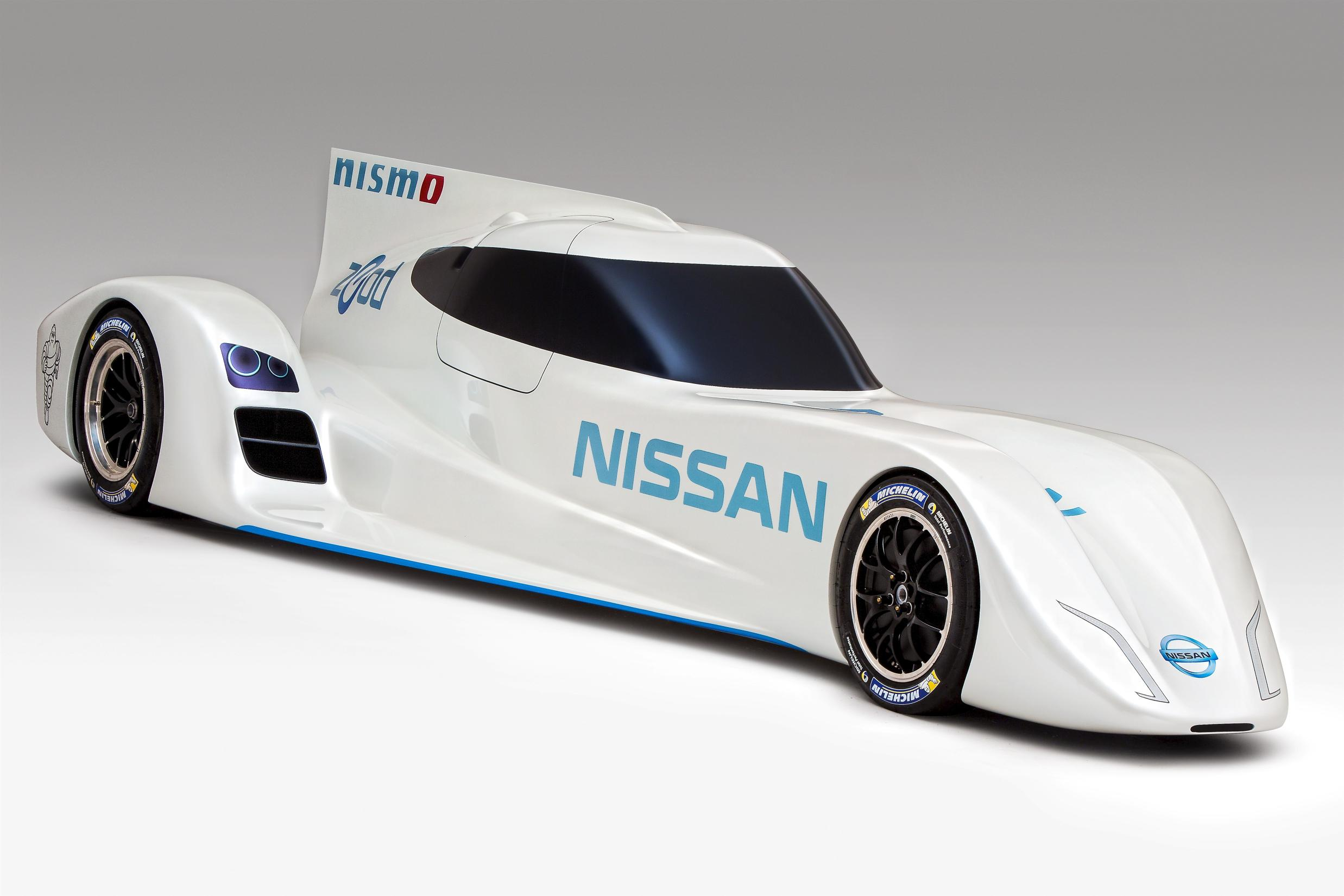 Nissan ZEOD RC Cockpit