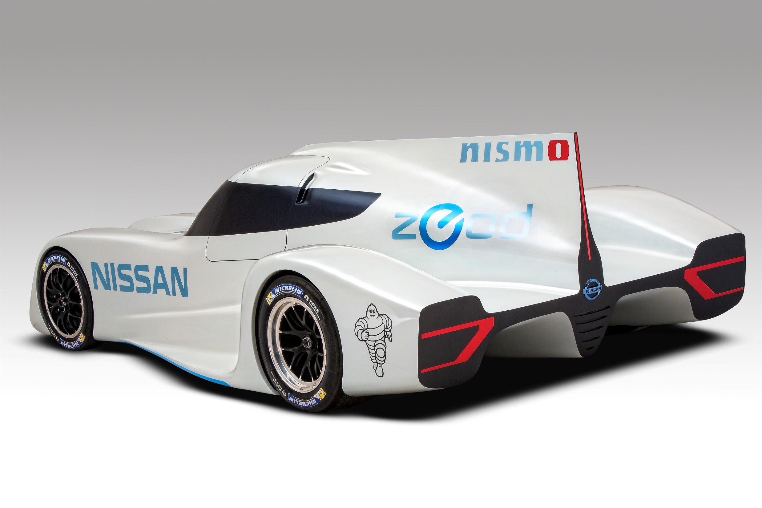 Nissan ZEOD RC Lights