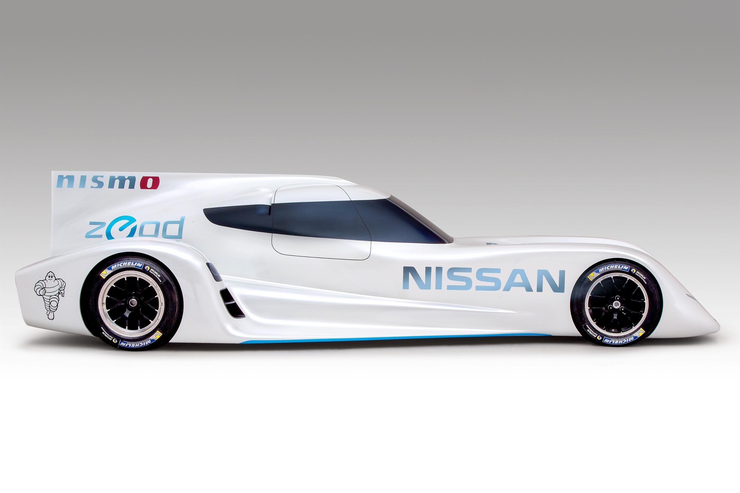 Nissan ZEOD RC Profile