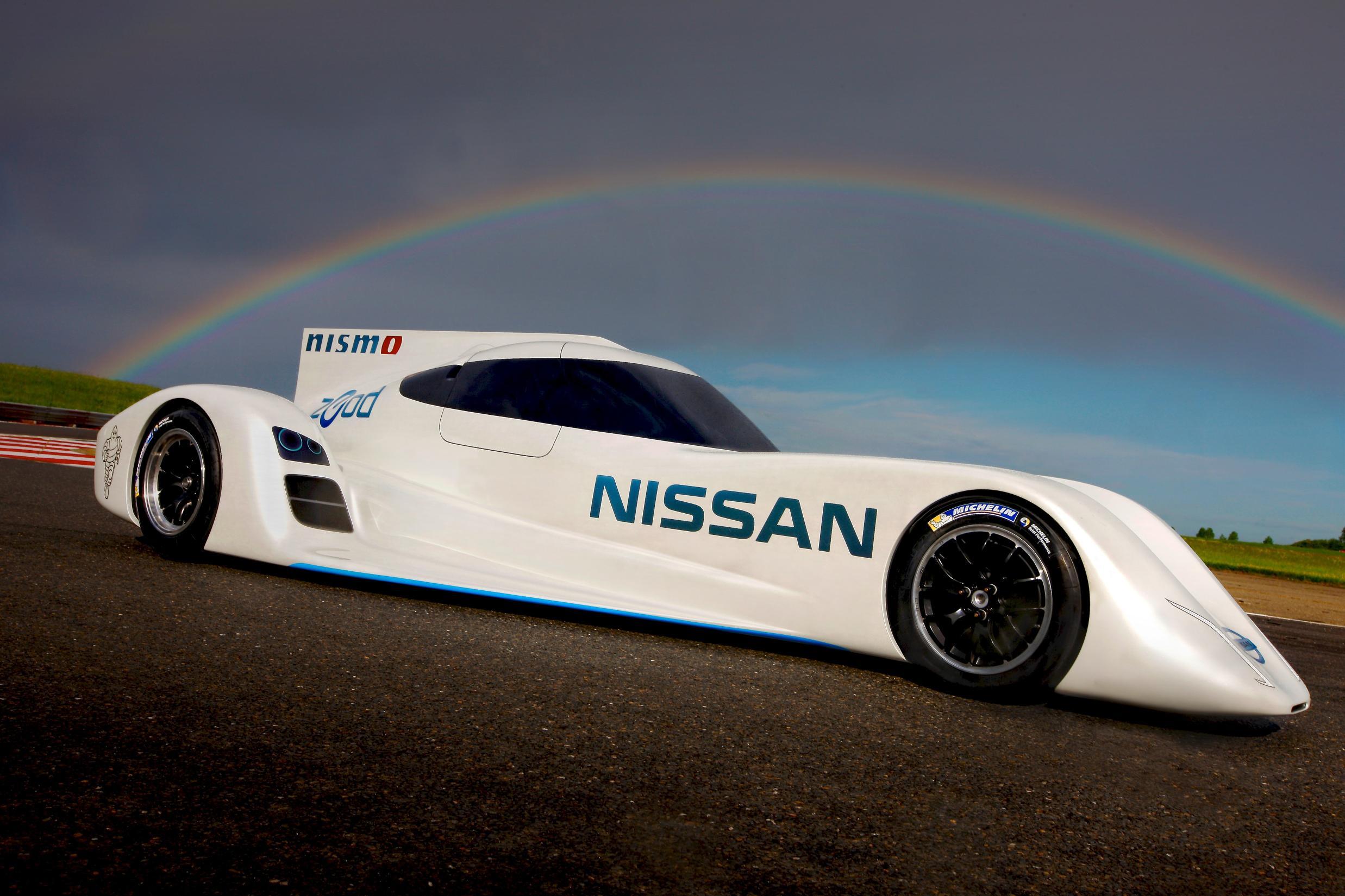Nissan ZEOD RC Rainbow