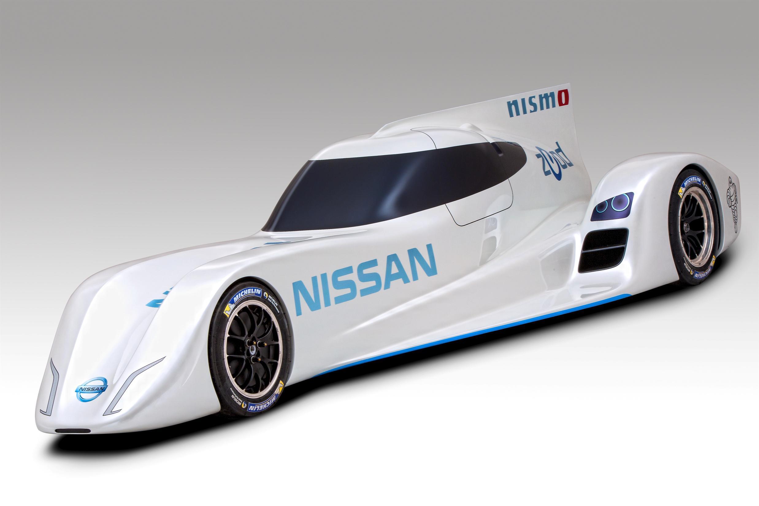 Nissan ZEOD RC Wheels