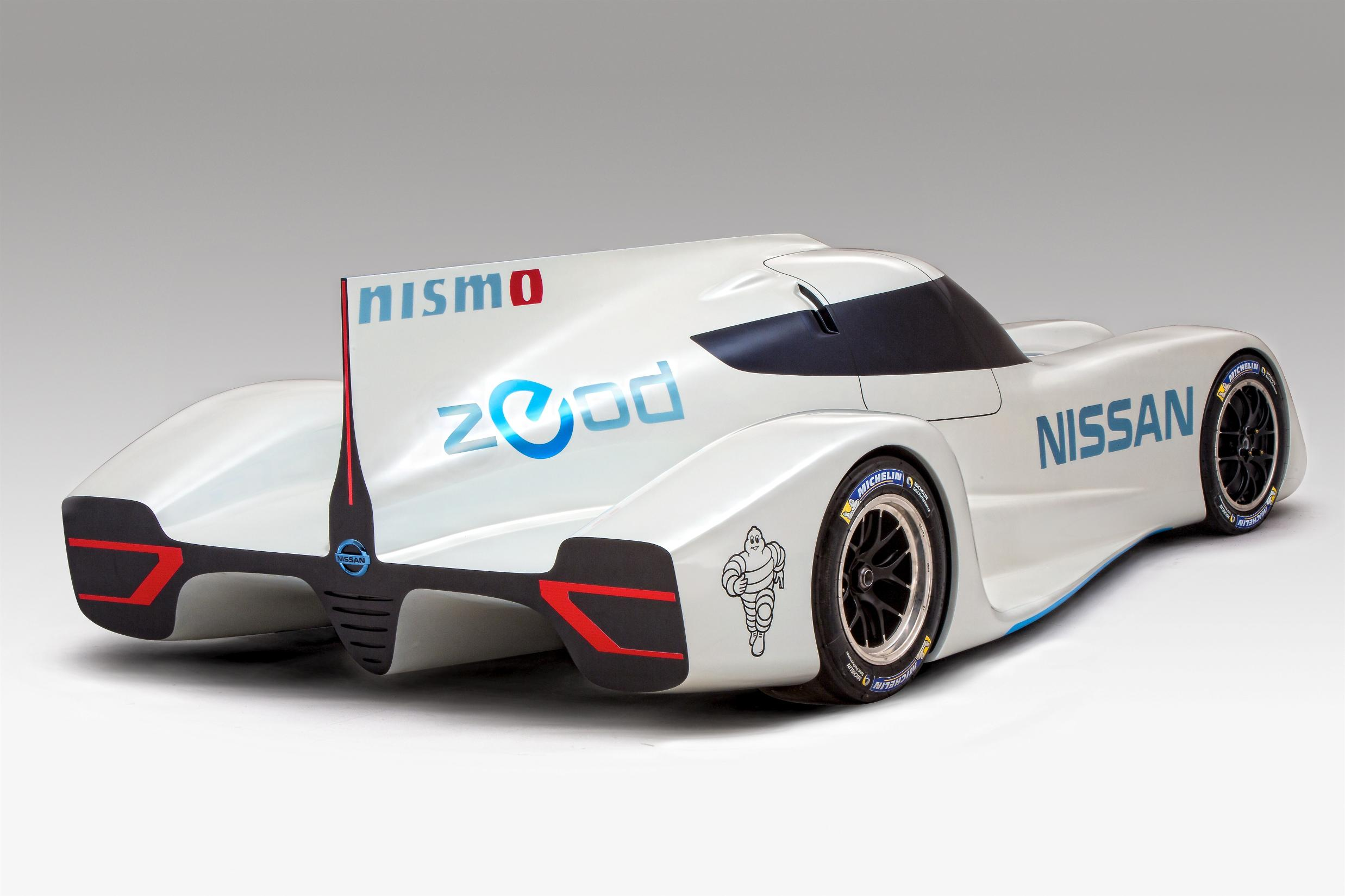 Nissan ZEOD RC Wing