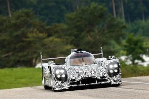 Porsche LMP1 2014 Prototype