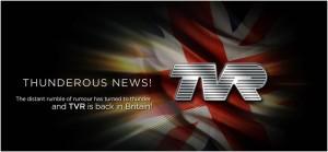TVR Returns Website