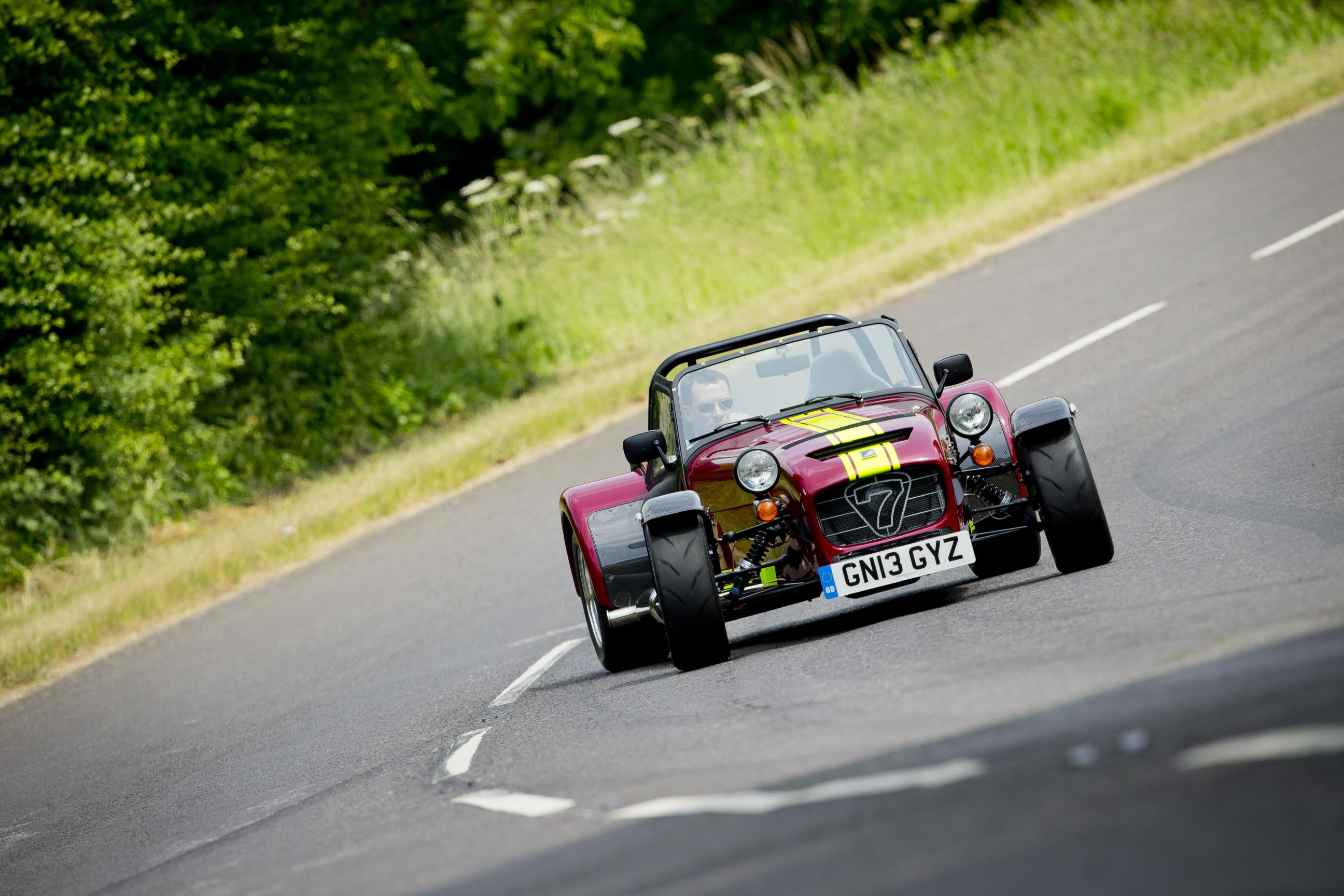 Caterham 7 620R Drift