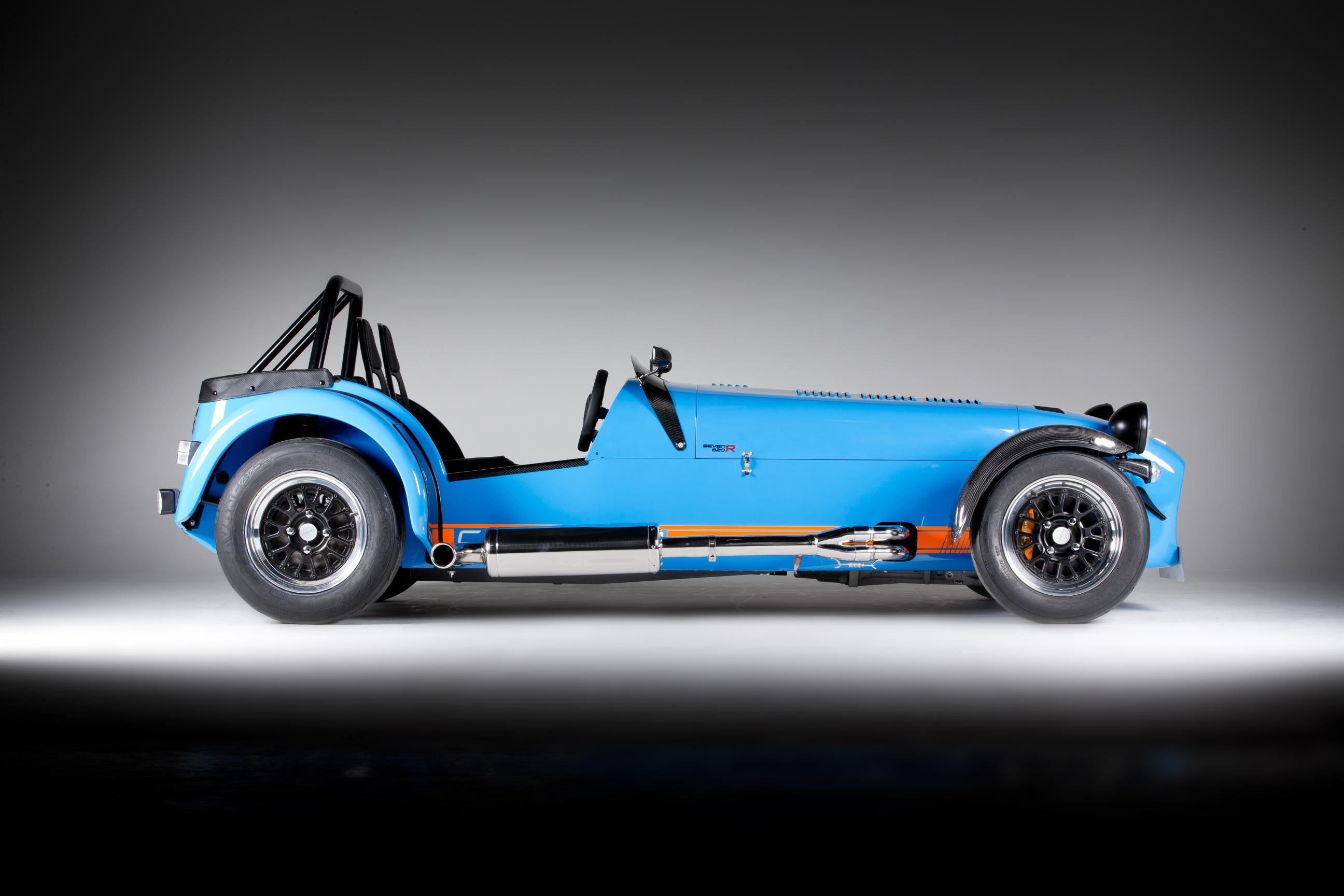 Caterham 7 620R Profile