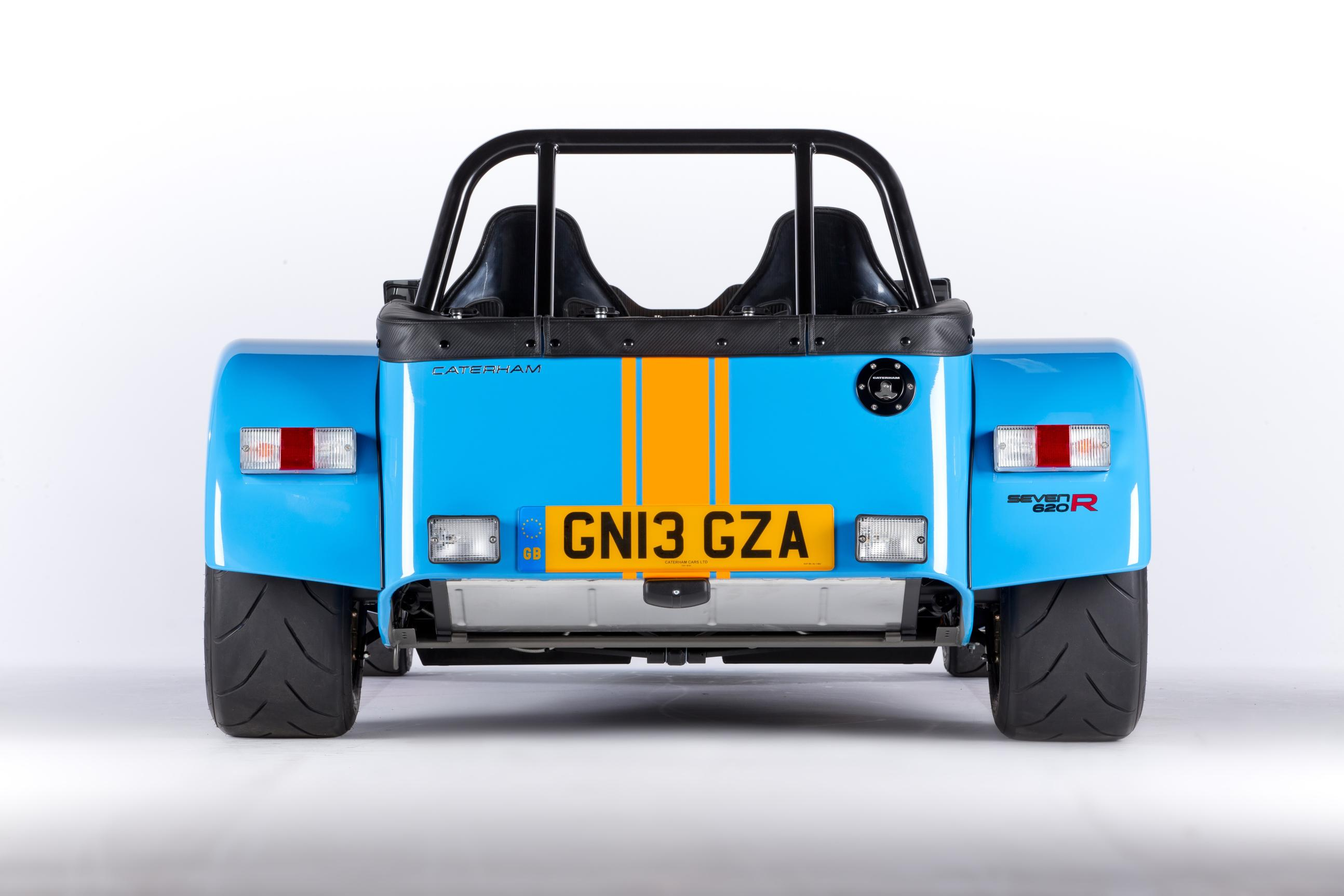 Caterham 7 620R Rear