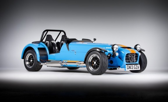 Caterham 7 620R Wheels Featured