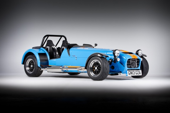 Caterham 7 620R Wheels