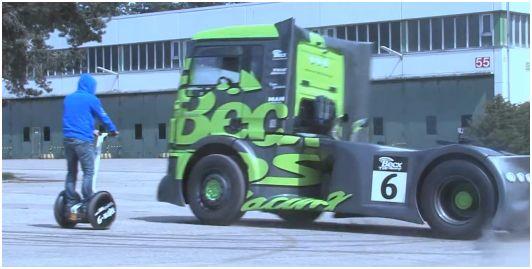 Gymkhana Truck